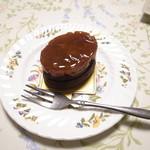 パティスリー コテ デュ ボワ - チョコレートタルトタタン