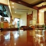 Gansojuuhachiban - 大きなテーブル席