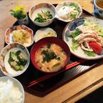 おおつぼ - 料理写真:ランチ