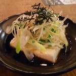 Yokatai - 薬味豆腐