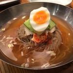 焼肉台所家 - 冷麺