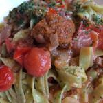 Ristorante Moderato - ウニとアンチョビのクリームソース