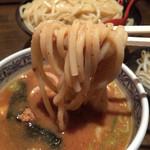 35171132 - つけ麺の箸あげ