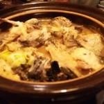 かめ吉 - 海鮮鍋