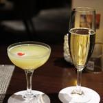 シリウス - ホーリーシャインとシャンパン