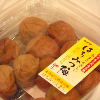 紀州梅干館 - 料理写真:はちみつ梅
