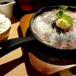 35174662 - 発酵バター窯だし・フレンチパンケーキ¥820