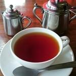 CAFE CABARET - 食後の紅茶