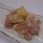 ホルモンえびす - 自家製レモン塩焼き