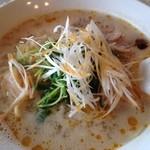 四季園 - 坦々麺