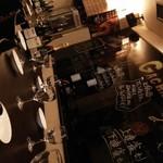 居酒屋 GACHA GACHA - 今夜はワイン?焼酎?日本酒?大体何でもありまーす◎