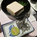 カサブランカ - おぼろ豆腐