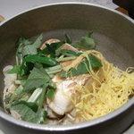 薄伽梵 - 鯛の釜飯