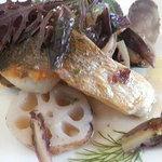 ナチュラーレ - お魚料理