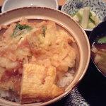 3518432 - 白魚かき揚げ丼 2010.3.24