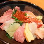 みやもと - 海鮮丼☆