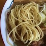 なりきや - 醤油 麺アップ