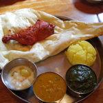 Indian Restaurant Mira - スペシャルランチセット