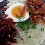 カロスキル 心 - 新商品のピビン麺!