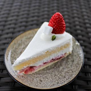 キャトル エピス - 料理写真:ショートケーキ☆