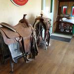エル・パティオ牧場 - 2013年10月 馬具