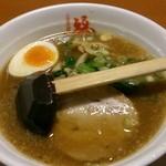福ちゃんラーメン - 料理写真:福ちゃん醤油らーめん