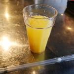 韓豚屋 - オレンジジュース