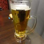 四季海岸 - 生ビール♪
