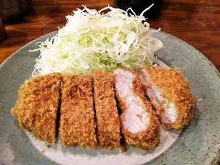 かつ進 神田鎌倉橋店 - 上ヒレカツ