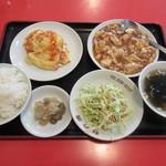 福福寿 - A定食 850円