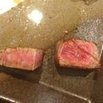 石心亭 - お肉