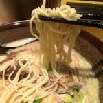 伝 - 「完」の麺