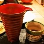 鼓道 - 蕎麦湯