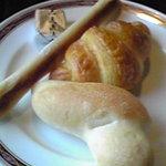 3519034 - イギリスパン・クロワッサン・フレッツェル