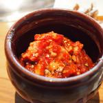 焼肉・ホルモン 炙  - つぼカルビ