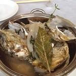 35193035 - 牡蠣の香草焼き