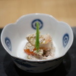 ナミダ - 苺とマスカルポーネの白和え