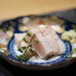 ナミダ - マカジキの塩炙り
