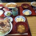 小松食堂 - 3種のランチ♪