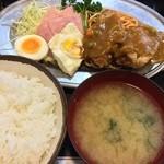 キッチン エム - 本日のランチ 680円