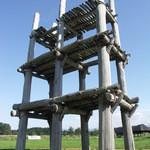 五千年の星 - 大型掘立柱建物