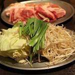 Beer&BBQ KIMURAYA - 野菜盛り合わせ