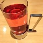 旬草 弥ひろ - ☆紀州の赤梅酒?☆