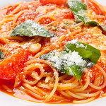 3520647 - パスタは絶品!!トマトが甘すぎず、本当に美味!