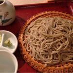 小松庵 - 十割蕎麦