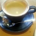 35205052 - ドリンク(ホットコーヒー)