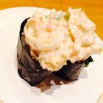 ひまわり寿司 - 昔サラダ