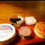 ミュスカ - 熟成チーズ