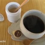 つむじカフェ - ホットコ