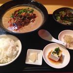 中國旬彩 喜千 - 担々麺ランチ